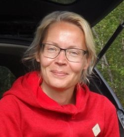 Lotta Fjällborg berättar sin historia.
