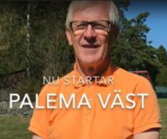 Den 18 september startade PALEMA Väst i Göteborg.