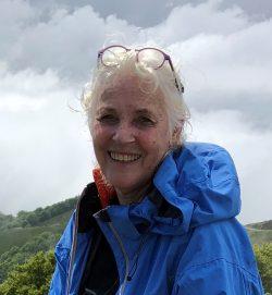 Eva Backman, ordförande för PALEMA