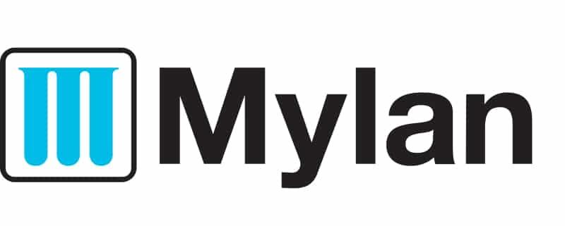 Mylan logga