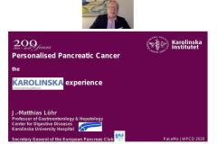 Se inspelning från webbinarium – Ny forskning inom pankreascancer området