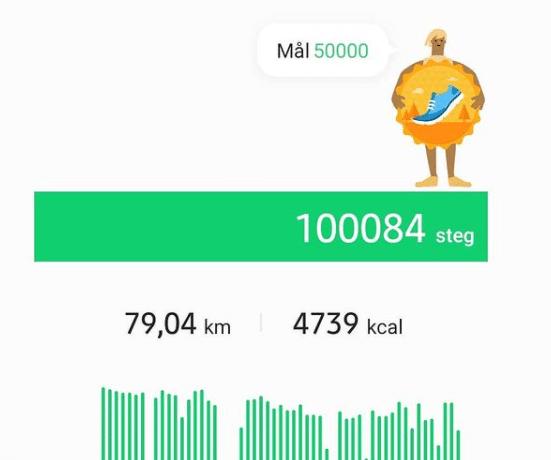 100 000 steg