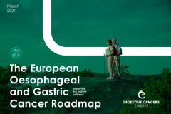 Broschyr från Digestive Cancer Europe
