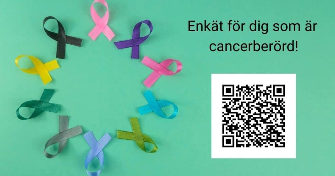 Enkät För Dig Som Cancerberörd!