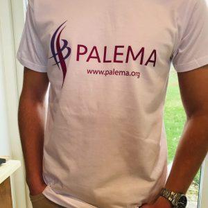 T-Shirt Palema Vit