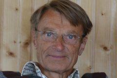 Carl Hamilton första hedersledamoten i SSPAC