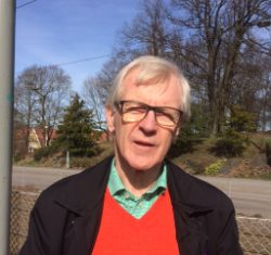 Sten B Carlson, sekreterare i PALEMAs styrelse, berättar sin historia.